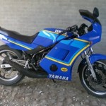 Yamaha RD 350 F2