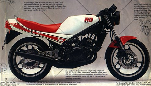 RD 85 Naked
