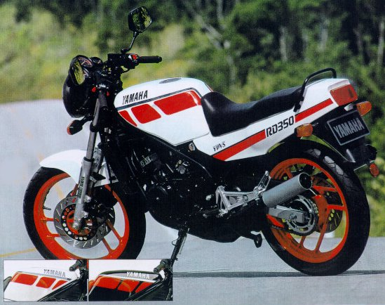 RD350N 86 UK